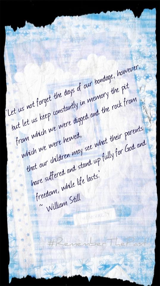 William Still quote